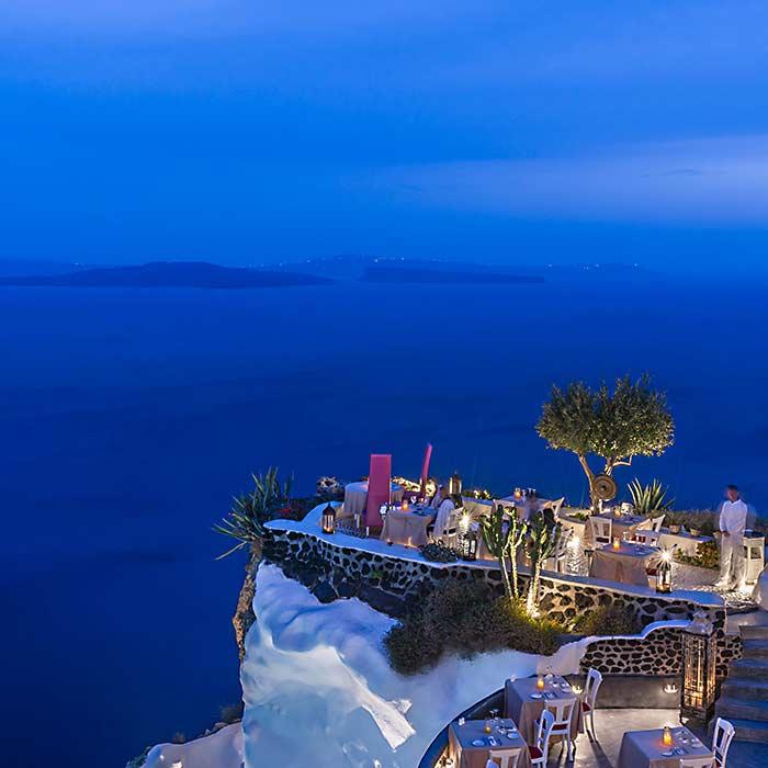 Andronis Luxury Suites Lycabettus Restaurant
