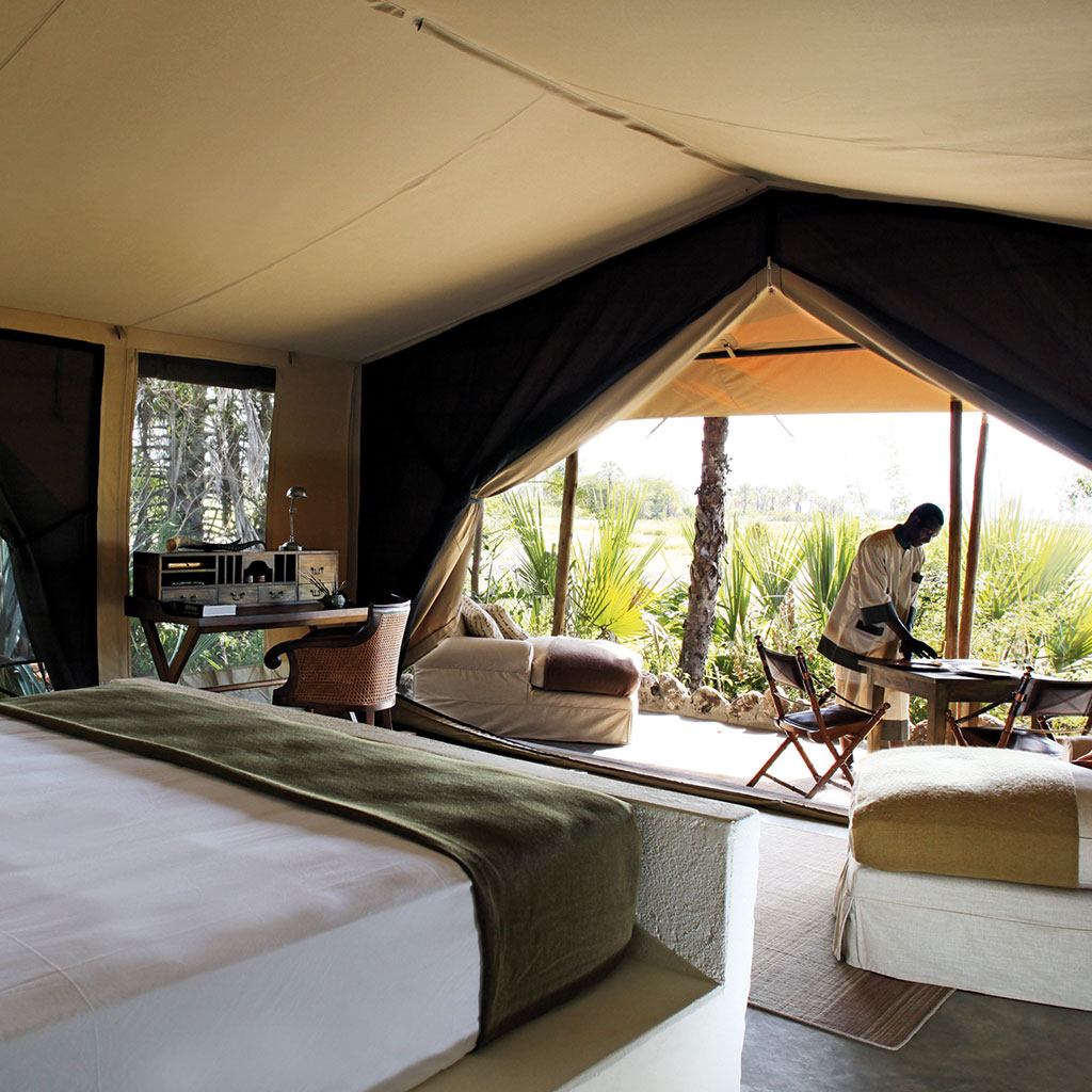 Them Them Safari Lodge Tanzania