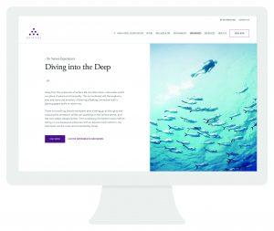Positioner lanciert Six Senses Website