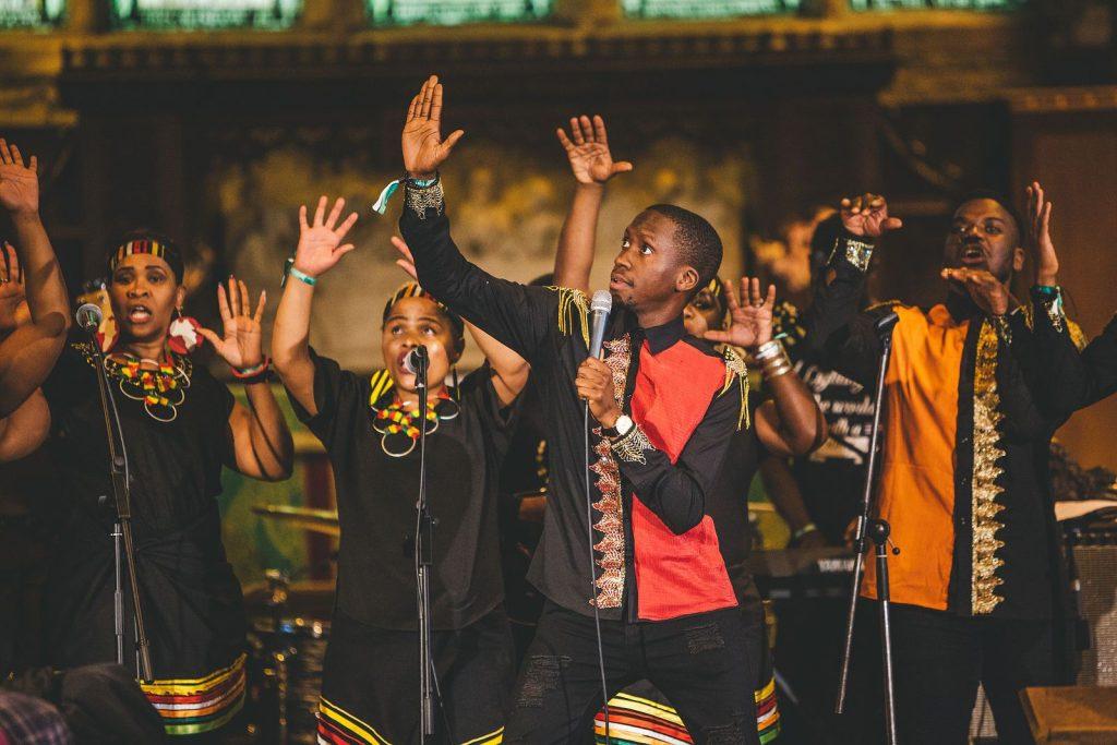 The London African Choir