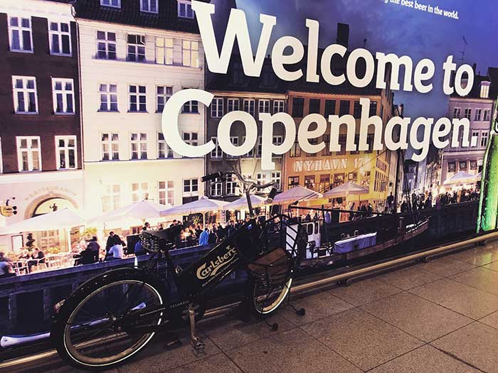 You guessed it: Copenhagen, Denmark