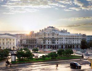Metropol Hotel Moskau