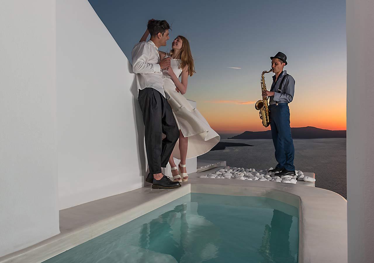 Andronis Honeymoon Santorini