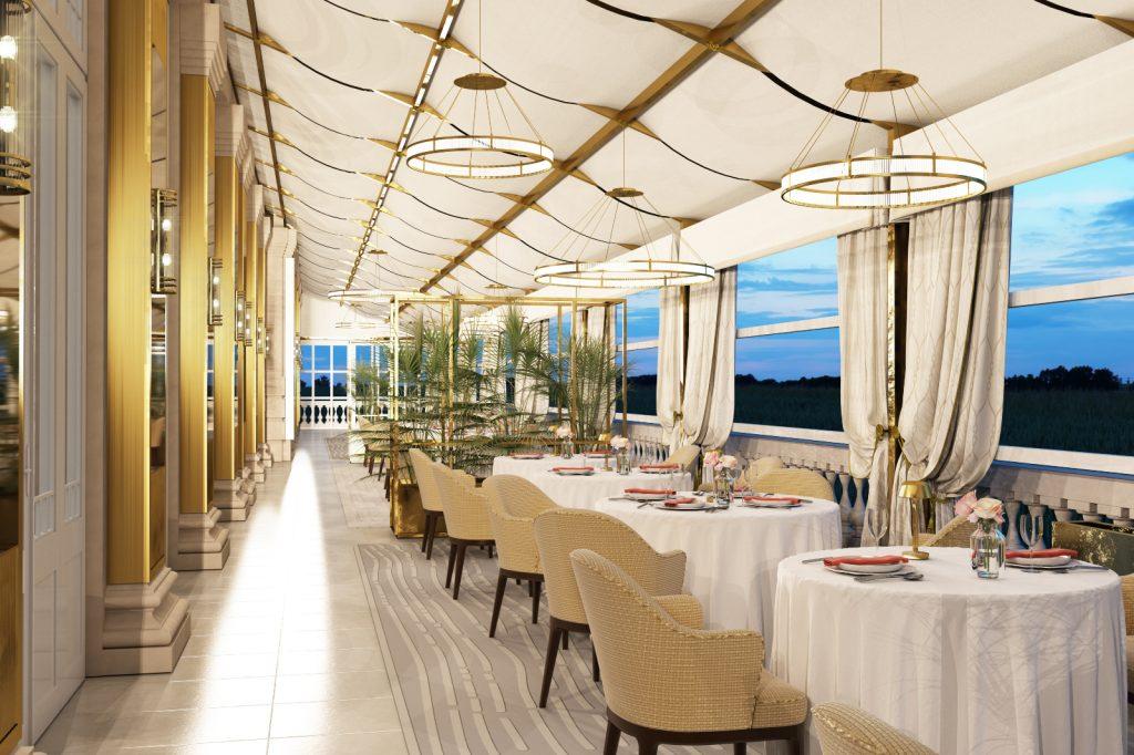 Gourmets finden hier ihren Lieblingsplatz: Il Piccolo Principe ist mit zwei Michelin-Sternen ausgezeichnet
